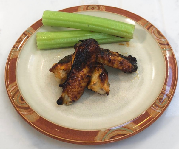 Classic Buffalo Wings Recipe