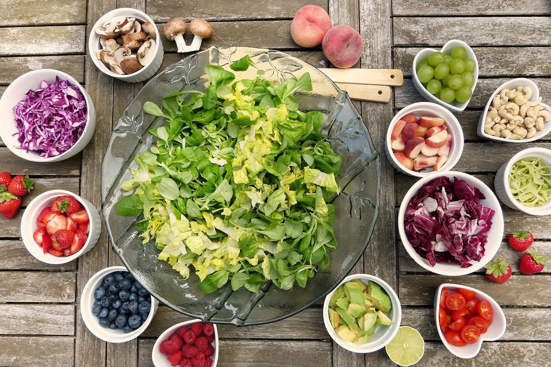 IMAGE OF SALAD